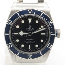 Tudor Heritage Black Bay Stainless Steel Blue Dial 79220b...