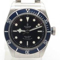 Tudor Heritage Black Bay Stainless Steel Blue Dial 79220b...
