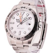 Rolex Unworn 216570 Explorer II 42mm - Steel on Bracelet with...