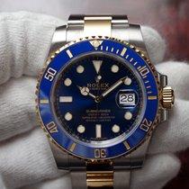 Rolex Two-Tone Submariner 116613 LB