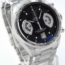 TAG Heuer Grand Carrera Chronograph - Calibre 17 CAV511A.BA0902