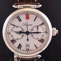 Longines Heritage 40 Column-Wheel Chronograph