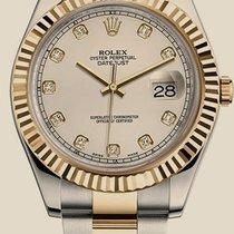 Rolex Datejust II Ivory Diamond