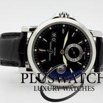 Ulysse Nardin Dual Time Big Date 243 -55 2011 Black Dial  42mm...