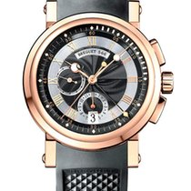 Breguet Brequet Marine 5827 18K Rose Gold Men's Watch