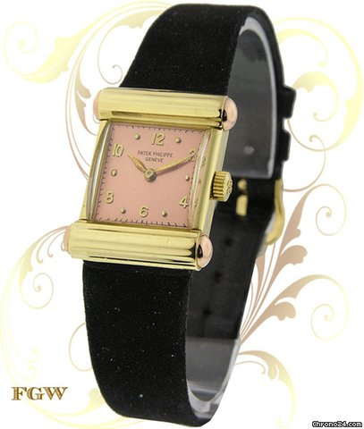 Patek Philippe Vintage 556, Yellow &amp;amp; Pink Gold