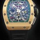 Richard Mille Rose Gold Le Mans Classic Chronograph RM11