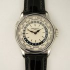 Patek Philippe WORLD TIME 5110G - ORE DEL MONDO ORO BIANCO