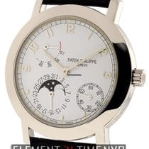 Patek Philippe Complications Moonphase Power Reserve Ref....