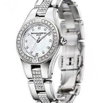 Baume & Mercier Linea Mother of Pearl Dial Diamond 10092