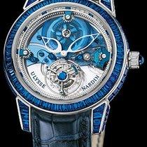 Ulysse Nardin Royal Blue Tourbillon Haute Joaillerie