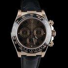 Rolex Daytona Ceramic Cosmograph Chronograph 18k Rose G...