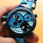 Welder K29-8006 Triple Time Zone Chronograph
