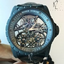 Roger Dubuis Excalibur Skeleton Double Flying Tourbillon DLC...