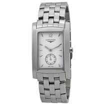 Longines DolceVita White Dial Ladies Watch