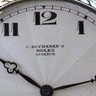 Rolex Lepine Pocketwatch Bucherers Lucerne