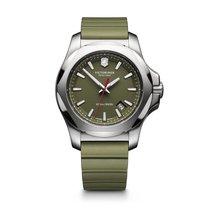 Victorinox Swiss Army I.N.O.X. green dial, green rubber...