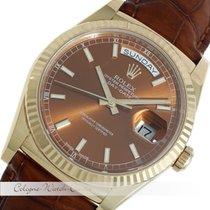Rolex Day Date Gelbgold 118139