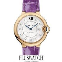 Cartier BALLON BLEU DE CARTIER LADY  WE902028 PINK GOLD 18CT...