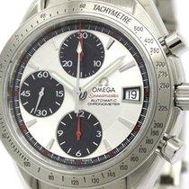 Omega Speedmaster Date Steel Automatic Mens Watch 3211.31...