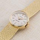 Rolex 18k Gold Precision Watch