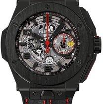 Hublot Big Bang Ferrari  ALL Black limited edition