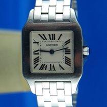 Cartier Santos Steel