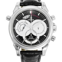 Omega Watch De Ville Co-Axial Rattrapante 4847.50.31