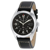 Hamilton Men's H68551733 Khaki Field Quartz Watch