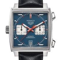 TAG Heuer Monaco Calibre 11 Automatic Chronograph 100 M