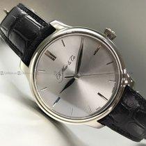 H.Moser & Cie. - Endeavor Silver Dial W/G 343.505-012