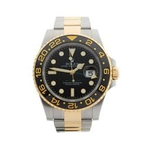 Rolex GMT-Master II Stainless Steel & 18k Yellow Gold...