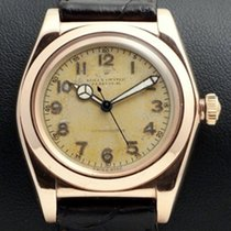 Rolex Pink Gold/Stainless Steel Tropical Bubbleback Ref. 3696