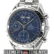 Omega Speedmaster Day Date Chronograph Stainless Steel 39mm...