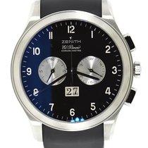 Zenith Grande Class Grande Date Chronograph Stainless Steel