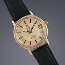 Omega DeVille f300hz gold plated electronic