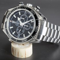 Omega Seamaster Planet Ocean Co-Axial Chronograph B&P