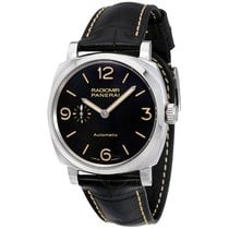Panerai Radiomir 1940 3 Days Black Dial Automatic Men's Watch