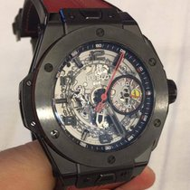Hublot Big Bang Ferrari Unico Ceramic 45mm 401.CX.0123.VR