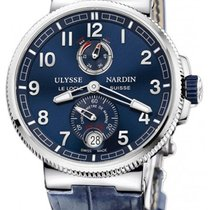 Ulysse Nardin Marine Chronometer Manufacture 43mm 1183-126.63