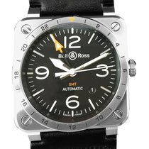 Bell & Ross BR 03-93-GMT-ST/SCA inkl 19% MWST