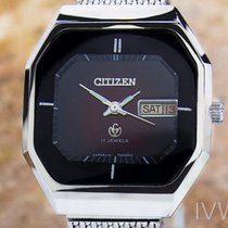 Citizen Rare Mens Vintage Manual Wind Japanese Collectible...