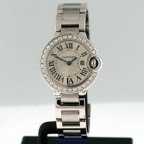 Cartier Ballon Bleu Ladies WE9003Z3 Pre-owned