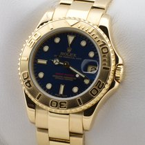 勞力士 (Rolex) YACHTMASTER  GOLD 750 AUTOMATIK 35MM MEDIUM MID SIZE