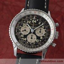 Breitling Navitimer Cosmonaute Handaufzug Chronograph 81600