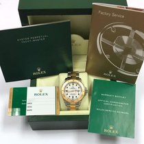 Rolex Yachtmaster Two Tone 16623 Complete