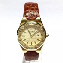 Audemars Piguet 29mm  Royal Oak 18k Solid Yellow Gold Ladies...