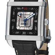 JeanRichard Time Square watch 67118-79-61a-aa6d List $10,800