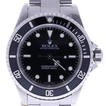 Rolex Submariner 14060 40 Millimeters Black Dial
