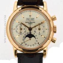 Patek Philippe 18k rose gold Perpetual Calendar Chronograph